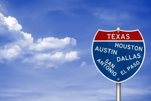 Texas-road-sign